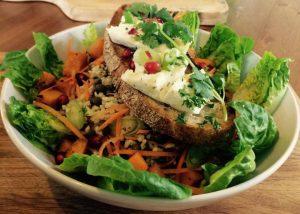 Salad Bread