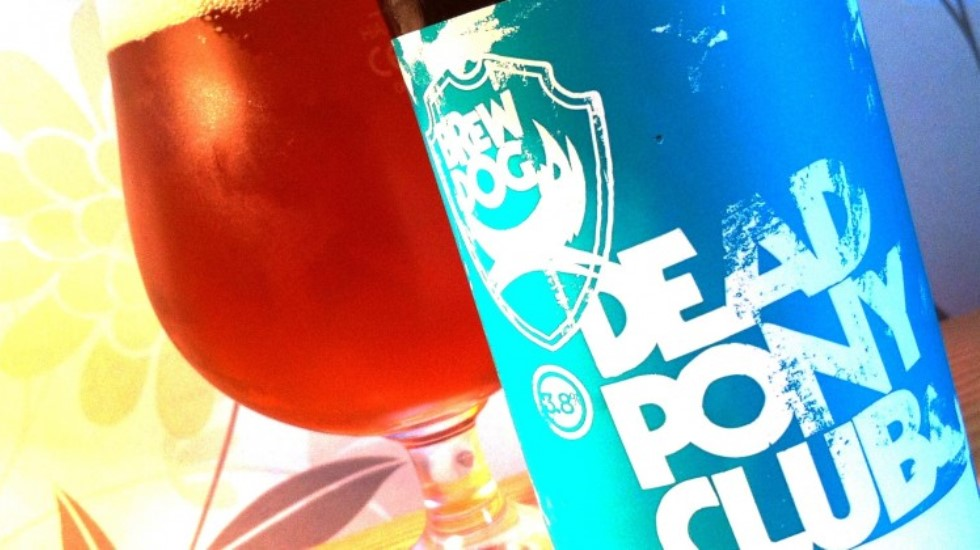 Dead Pony Club Brew Dog Feature